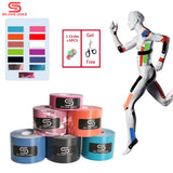Kt Tape - Athletic tape for muscle recovery. Kinesiology Sports tape for knee, ankle, back, and elbow.