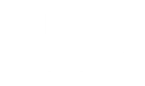 75-k urban fashion white logo