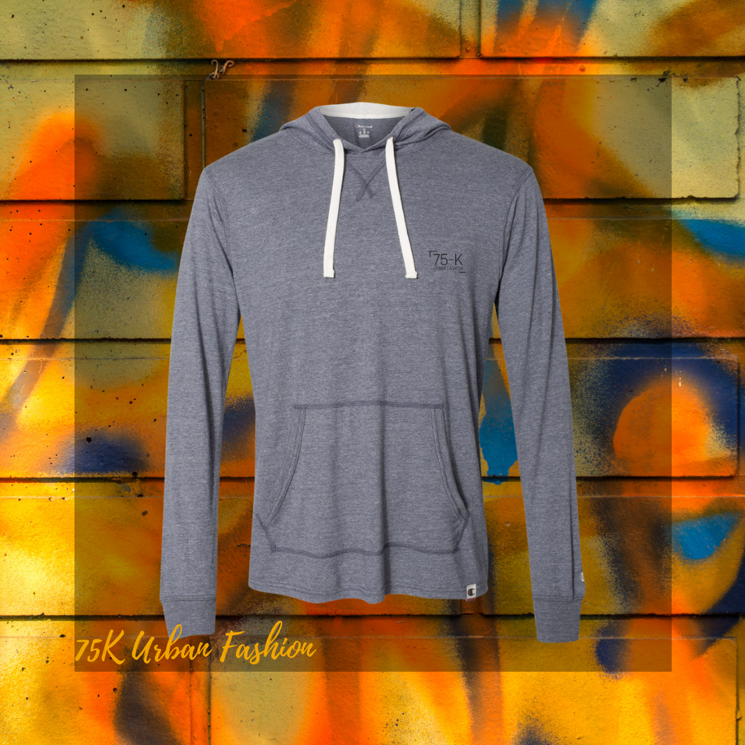 75K Urban Fashion Triblend Hooded Pullover