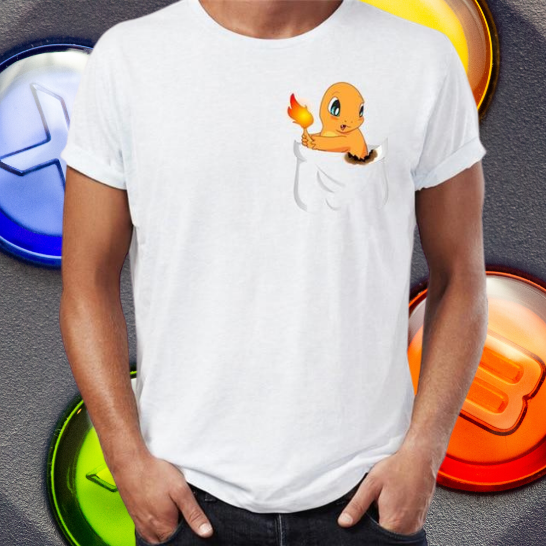 Pokemon Generation 1 T-shirts