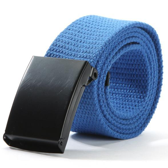 Canvas Strap Belts