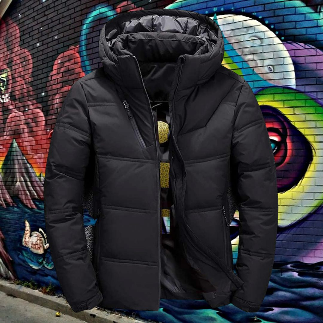 High Quality Thermal Winter Jacket for men 75k urban fashion