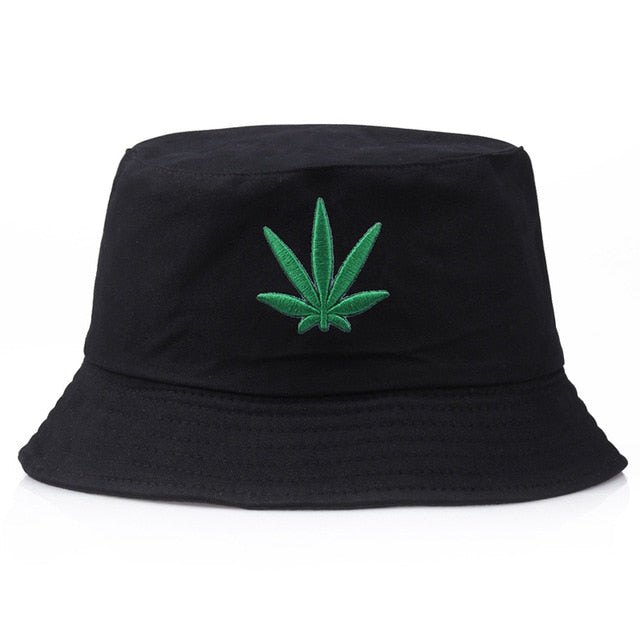 Marijuana Bucket Hat