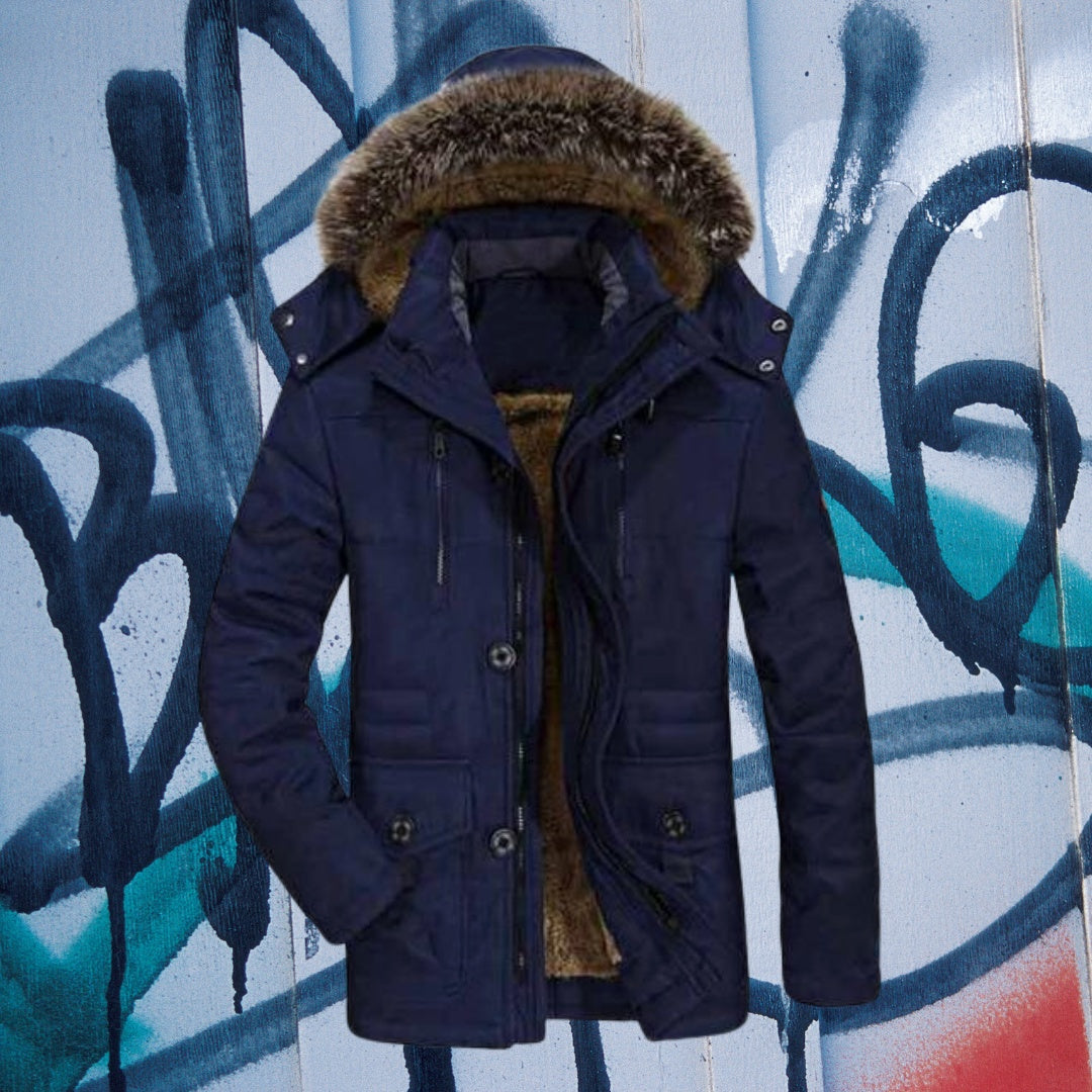 Stylish And Durable Winter Coat for man 75kurban fashion