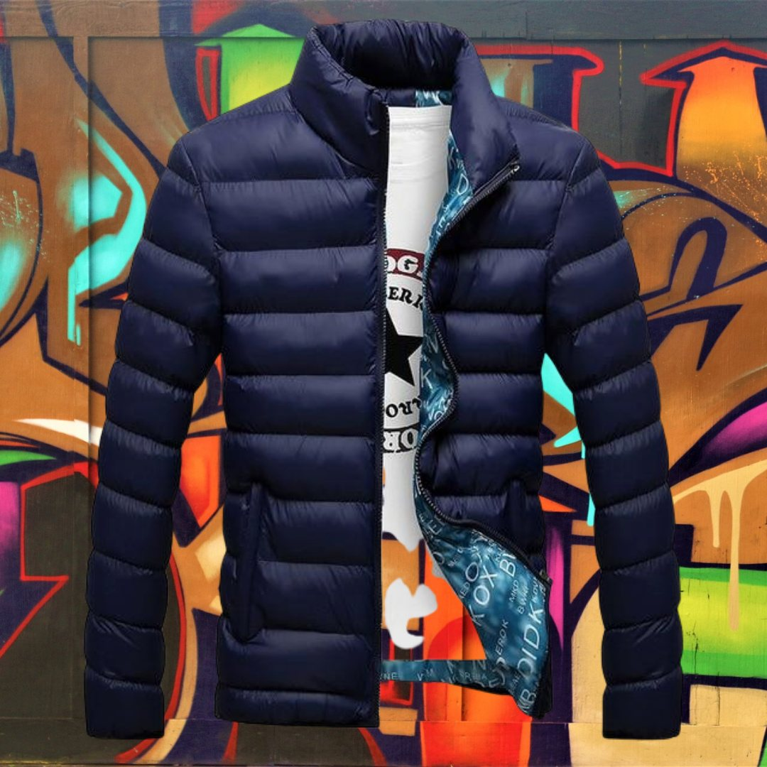 Stylish Winter Jacket for men 75k urban fashion
