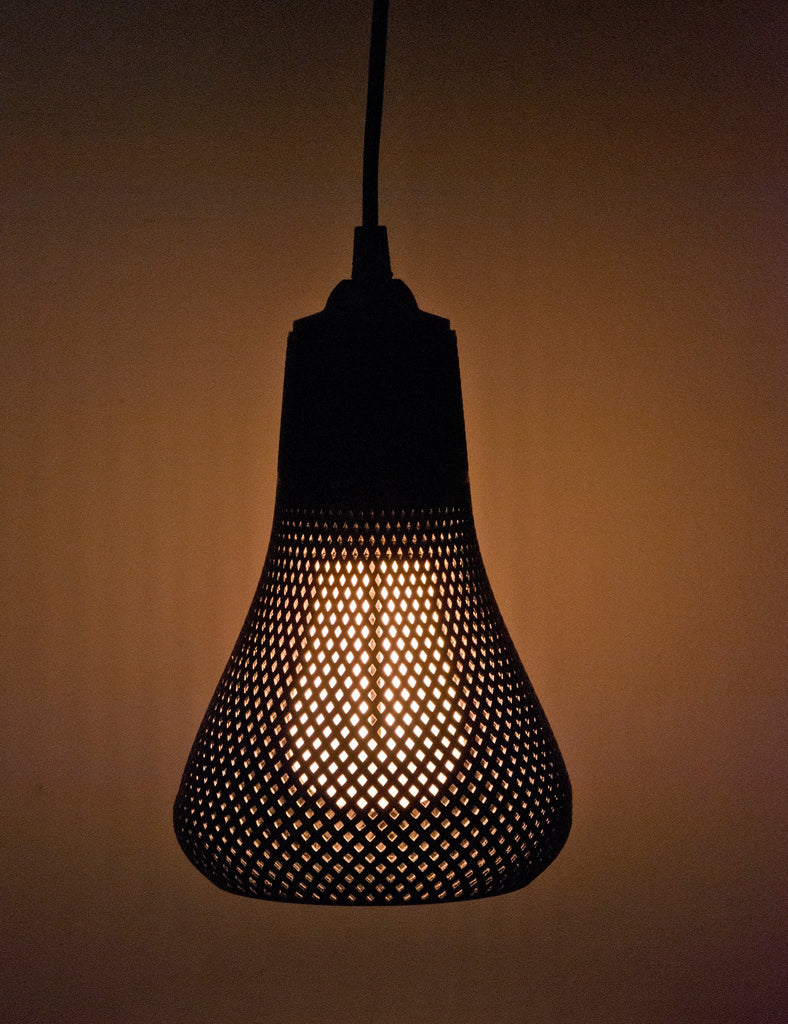 Kayan with 002 LED - 3D Printed Shade by Formaliz3d