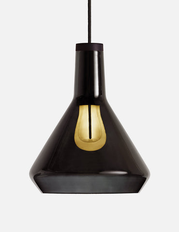 Drop Top Lamp Shade A Set with Plumen 002 CFL E26