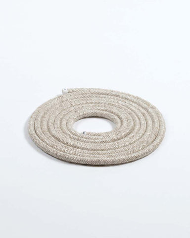 Fabric Cable Pale Linen