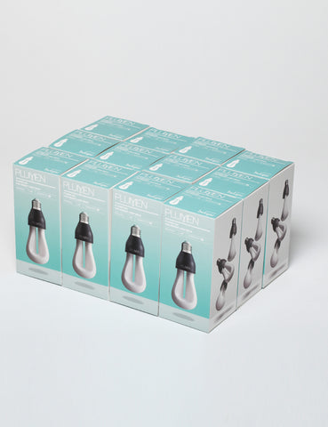 Original Plumen 002 CFL E26 Multipack - 12 Bulbs