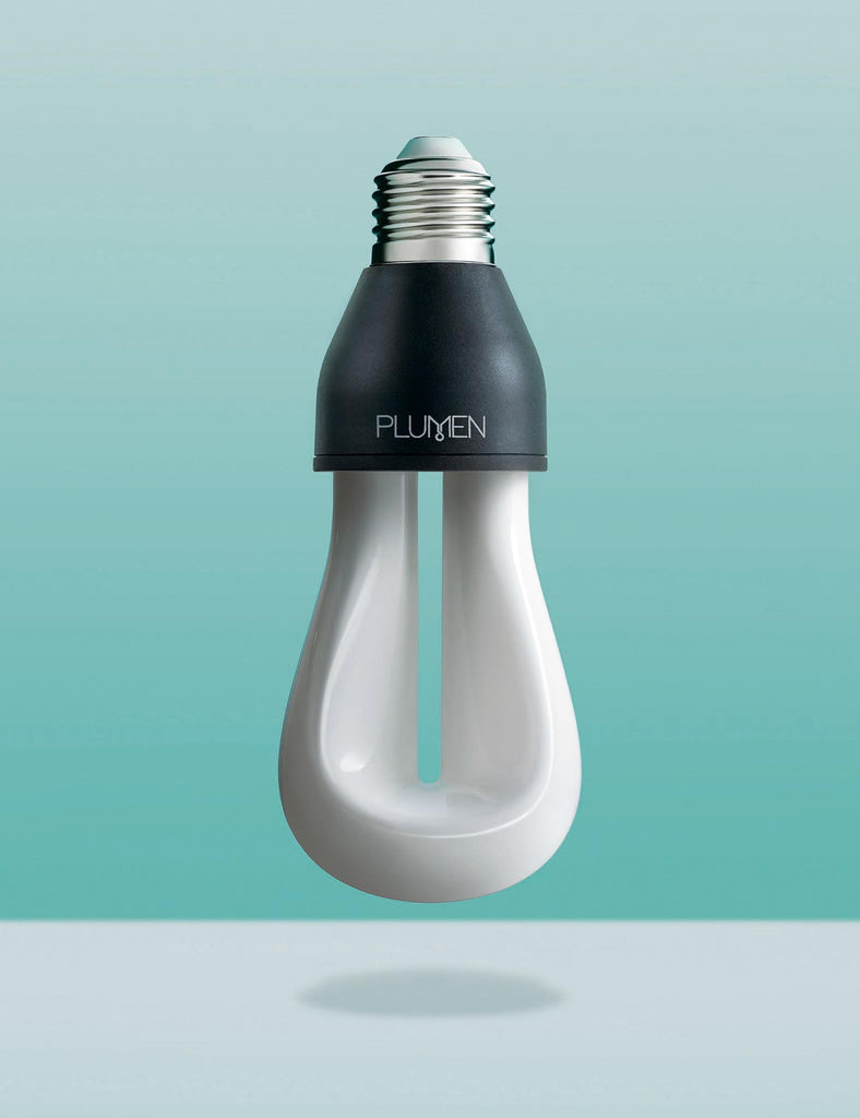 Original Plumen 002 CFL E26 Multipack - 4 Bulbs