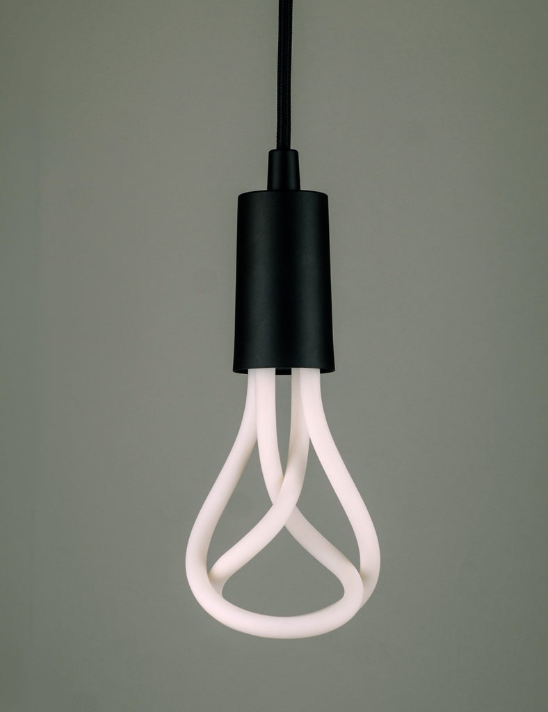 Plumen 001 LED Bulb And Plumen Pendant Set 4 Pendant Multipack