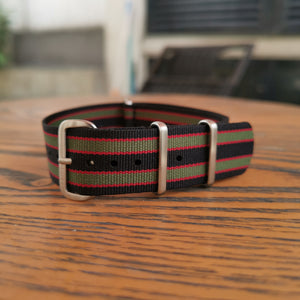 Connery Vintage Bond 20mm - Mafia Strap
