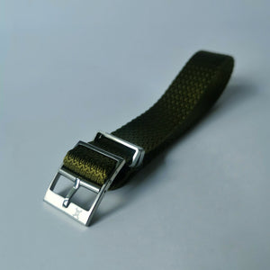 Forest Zig-Zag Adjustment Strap