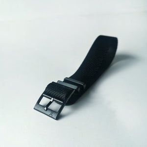 Stealth Series - Black Woven Strap