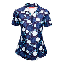 Load image into Gallery viewer, Classic Polo Shirt - Blossom Blue (PRE ORDER FOR AUGUST) - Eighteen Eves