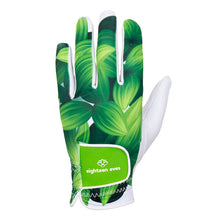 Load image into Gallery viewer, Women's Leather Golf Glove - Flourish - Eighteen Eves