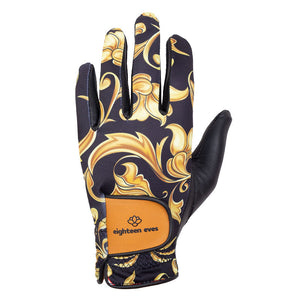Women's Leather Golf Glove - Oh-So Opulent - Eighteen Eves