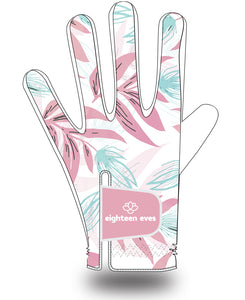 Women's Leather Golf Glove - On Vay-Cay-Yay - Eighteen Eves