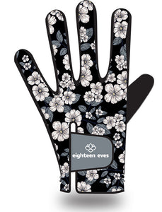 Women's Leather Golf Glove - You Make Me Spring - Eighteen Eves