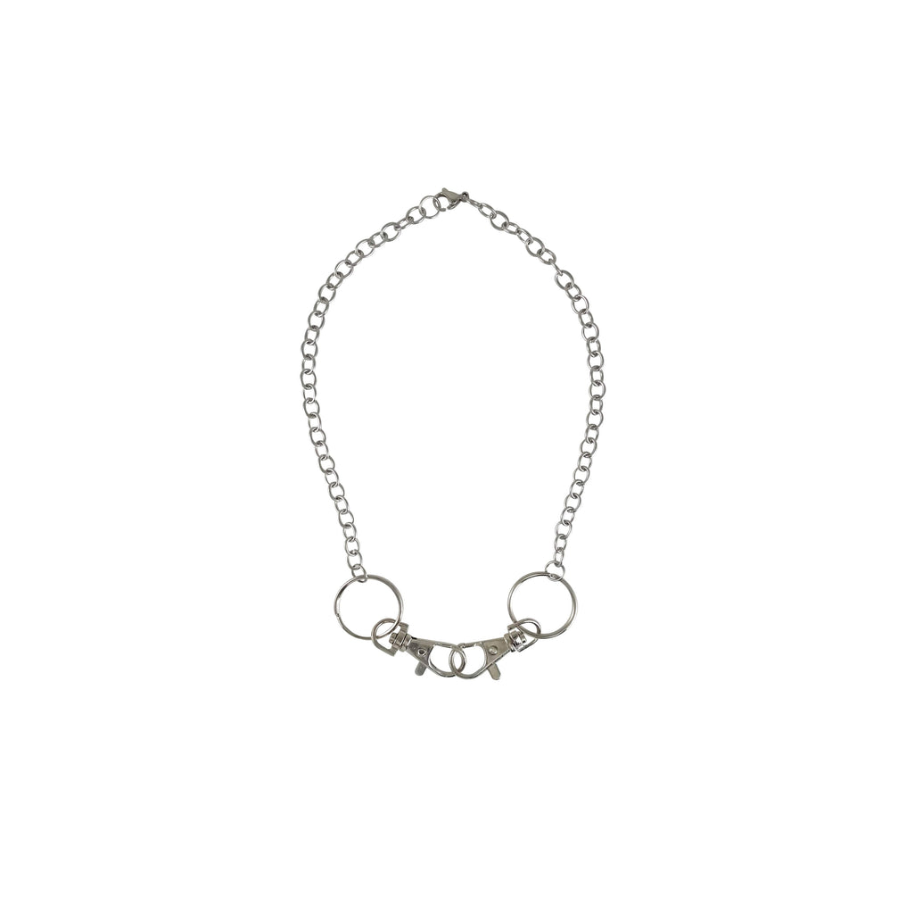 CHAIN LINK NECKLACE - ART & CRIME