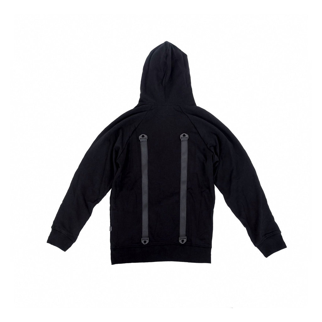 STRAPS HOODIE - ART & CRIME