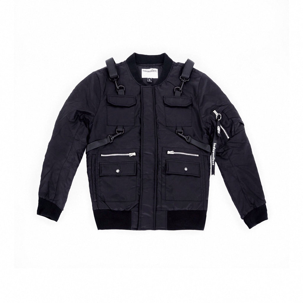 STRAPS JACKET - ART & CRIME