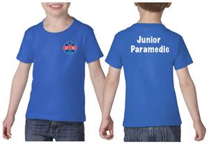 Softspun Kids T-Shirt Junior Paramedic