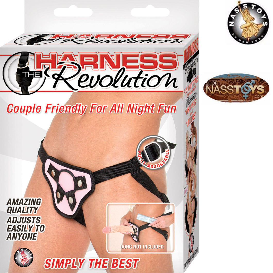 Strap-On Harness, The Revolution