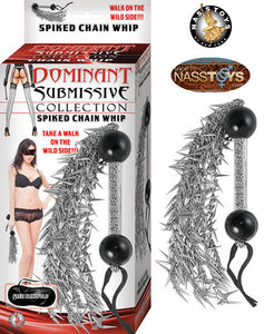 Spiked Chain Whip