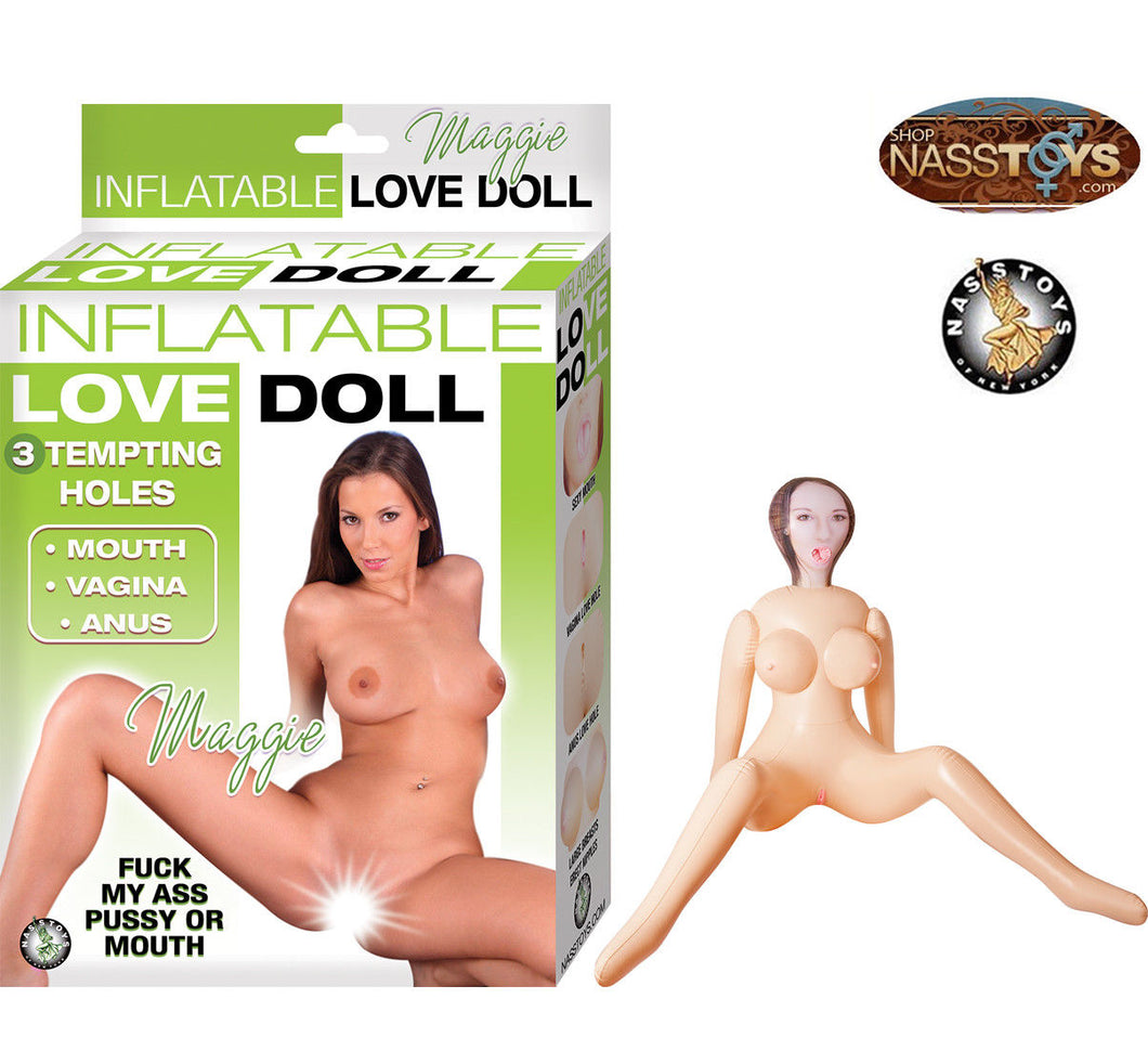 Blow-up Sex Doll, Maggie
