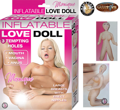 Blow-Up Sex Doll, Monique