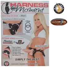 Strap-On Hardness, The Moment, Black