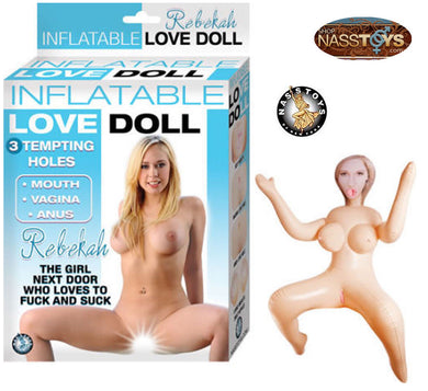 Blow-Up Sex Doll, Rebekah
