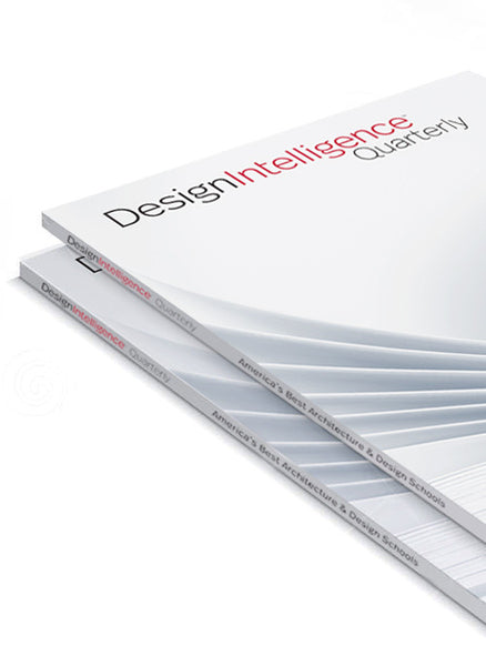 DesignIntelligence Quarterly Subscription