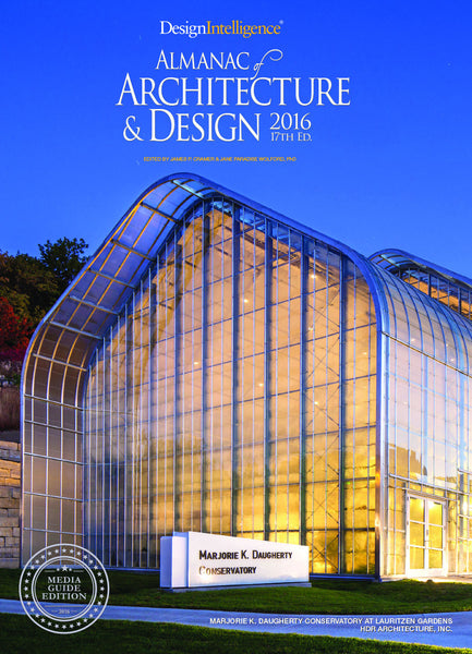 Almanac of Architecture & Design 2016