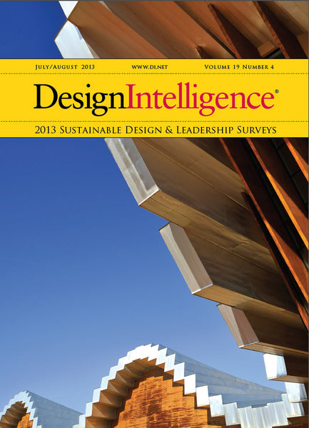 Sustainable Design and Leadership Survey, 2013