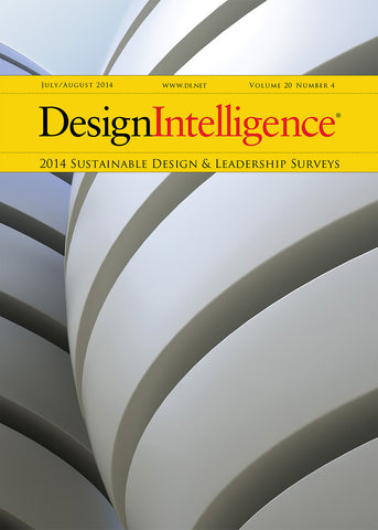 Sustainable Design and Leadership Surveys, 2014