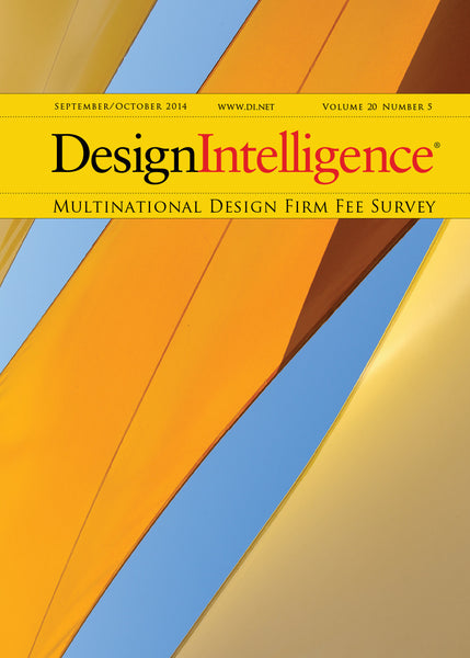 Multinational Design Firm Fee Survey, 2014