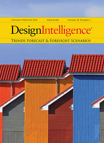 Architecture and Design Trends Forecast, 2014