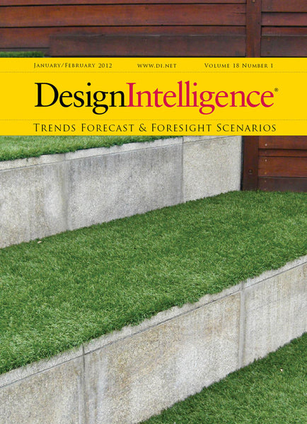 Architecture and Design Trends Forecast, 2012