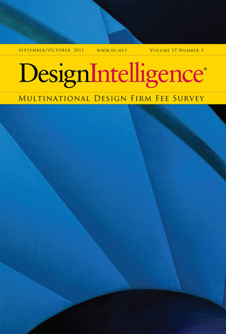 Multinational Design Firm Fee Survey, 2011