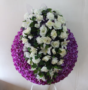 "38"" Funeral Wreath"