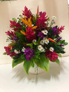 Tropical Posy