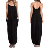 Holiday Beach Maxi Dress