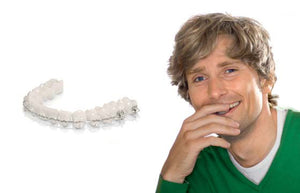 Ceramic braces - clear brackets