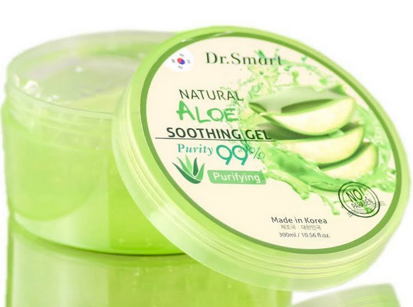 Dr. Smart Natural Aloe Soothing Gel