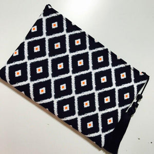 Black Diamond Clutch