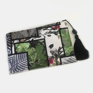 Tropical Style Clutch
