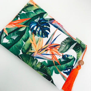 Bird of Paradise Style Clutch