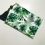 Green Leaf Style Clutch